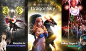 DragonSky, A New Idle Shooter Is Available For..