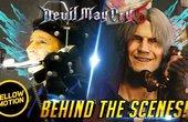 DEVIL MAY CRY 5 | Reuben Langdon Dante Mocap Performance