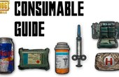 PUBG Consumable Guide: How To Make The Most Of Your Healing Items
