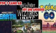 [HINDI] Top 3 Hot AR Games | Kya Minecraft Earch Pokemon Go ka Record tod sakta hai?