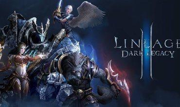 Lineage II: Dark Legacy - Classic MMORPG with a twist