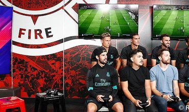 Real Madrid's Revamped Stadium Includes An Indoor Esports Arena