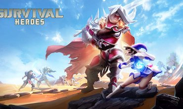 Survival Heroes: A mix between MOBA and Battle Royale games