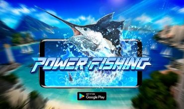 Power Fishing - A Fishing Simulation Game Where You Can Steal Fish From Others