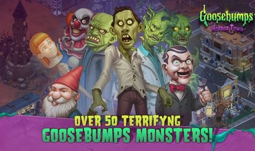 Goosebumps: HorrorTown is An Addictive And Spooky Game
