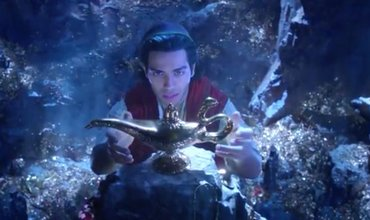 The First Teaser For The Disney Live-Action Adaption For Aladdin Brings The Classic Film To Life