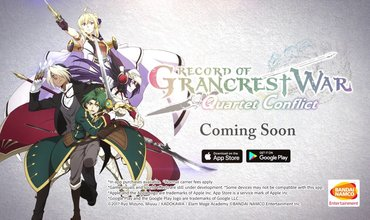 Pre-Registrations Of Record Of Grancrest War: Quartet Conflict For Android Users Is Officially Open