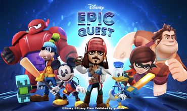 Epic Quest - A Disney-Relating Game Made By Singaporeans Is Due Next Year