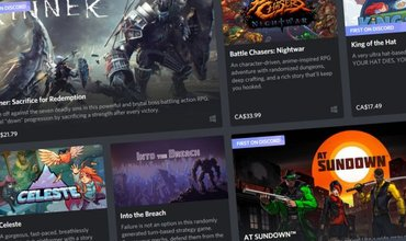 Discord Game Store is now available to everyone