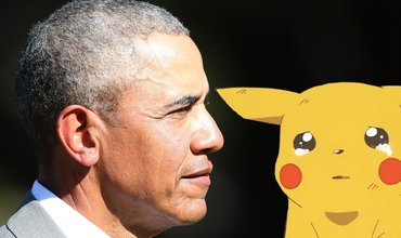 Obama Coud Not Care Less About Pokemon, Believe It Or Not