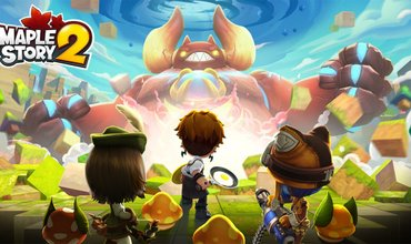 MapleStory 2 Celebrates 1 Million Downloads with Spooky events