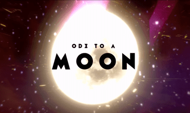 Ode To A Moon - A New Game Which Combines Cosmic Horror With Glitchcore Visuals