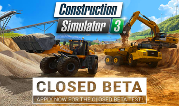 Construction Simulator 3 Coming Next Year, Closed Beta Available Soon