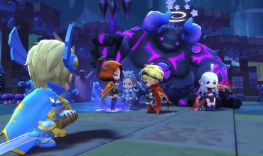 MapleStory 2 Launches With Numerous Pre-Registration Rewards
