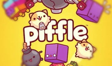 """Destroy Blocks With """"Cat-like Bullets"""" In Piffle - One Of The Cutest Arcade Puzzle Game"""