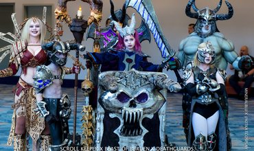 This Year's BlizzCon Cosplay Was A Phenomenon
