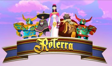 Puzzle-Solving World Of Roterra Is Coming Soon To Mobile Devices