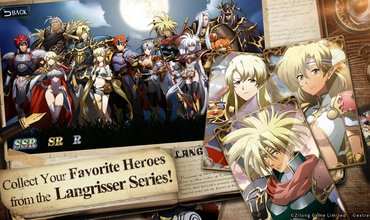 Tactical RPG Langrisser Mobile To Be Released By ZLONGAME