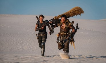 Monster Hunter Movie Revealed First Image Of Main Characters