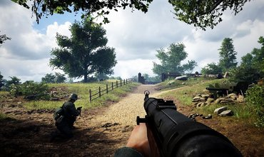 World War II Themed Multiplayer First-Person Shooter Hell Let Loose Revealed By Team 17