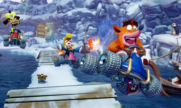 New Crash Team Racing Footage Show-Off 15 Minutes Of Gameplay And New Tracks
