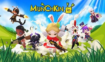 Munchkin.io Is A Battle Royale Made Specifically For Mobile