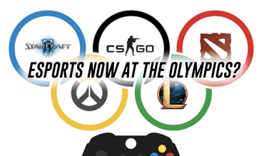 Should There Be An Alternative Olympics For eSports Only?