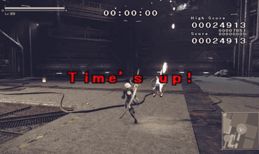 NieR: Automata Has A Score Attack Mode, However It Was Cut From The Game
