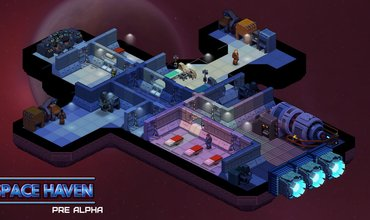 Spaceship Building Strategy Game Space Haven Gets First Trailer