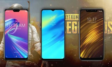 Best Phones Under Rs 20,000 To Play PUBG Mobile On