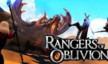 MMORPG Rangers of Oblivion Is Basically Monster Hunter On Mobile