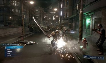 Final Fantasy VII Greatest Challenge To Remake Comes From The Game's Action
