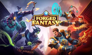 3D Action RPG Forged Fantasy Launched January 17th