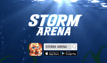 MOBA Storm Arena Has Just Launched Its Global Beta Test