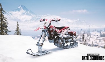 PUBG PC: Snowbike Removed From Vikendi Due To Critical Issues