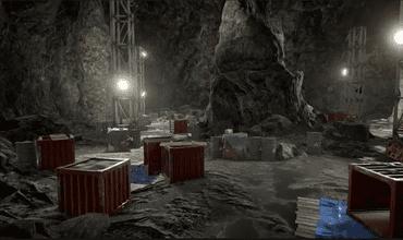 PUBG PC: Vikendi's Secret Cave Location