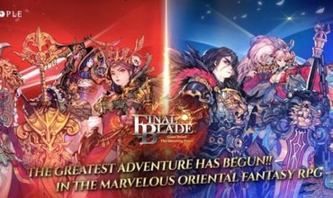 Korean Hit RPG Final Blade Now Available Globally