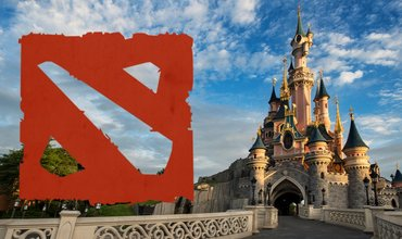 A Dota 2 Major 2019 Is Expected To Be Held At Disneyland In Paris