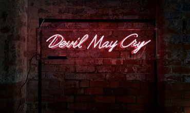 You Can Get Nero Devil May Cry Neon Signs For $1300
