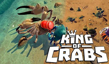 King Of Crabs, A Survival Crustacean Battle Royale, Is Now Available