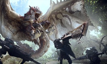 Monster Hunter Releases New Trailer To Celebrate 15th Anniversary