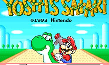 A Nostalgic Review Of Mario's Only FPS Game - Yoshi's Safari