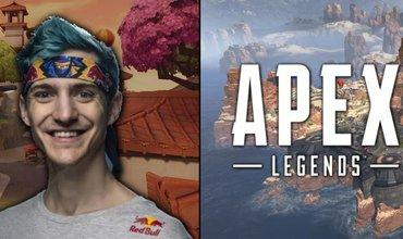 EA Paid 1 Million Dollar for Ninja To Stream Apex Legends