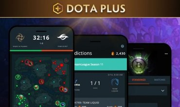 They Have Announced New Companion App For Dota Pro Circuit