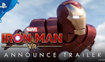 Official Iron Man Video Game Is Coming To PSVR Later 2019
