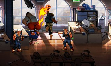 A New Trailer Of Streets Of Rage 4 Has Dropped With Two New Characters