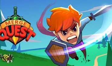 Merge Quest: Merge Powerful Weapons and Slay Epic Monsters