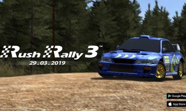 Rush Rally 3 Review: The Best Rally Racer On Mobile?