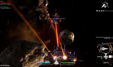 Warp Nexus,The Successor Of Jumpgate, Is Coming Out This Year on Steam