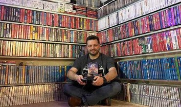 Take A Look At The World's Largest Collection Of Video Games